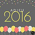{test/tag} - adieu 2016