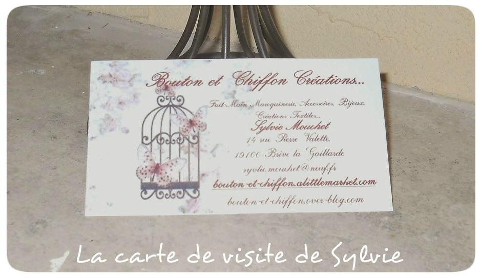 Sylvie Transfert La Cage Aux Papillons