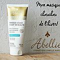 Une jolie peau malgré le froid grâce à Abellie