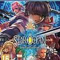 Sorties JV : <b>Star</b> <b>Ocean</b>, Mana et Zero Escape