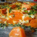 quiche aux carottes