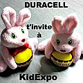 Duracell t