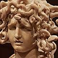 Baroque masterpiece The Medusa by <b>Gian</b> <b>Lorenzo</b> <b>Bernini</b> @ the Legion of Honor in San Francisco