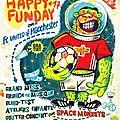 Affiche Sunday Happy Funday 17