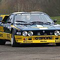 Lancia rally 037.