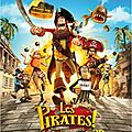 affiche les pirates