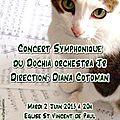 Concerts de Dochia Jr.