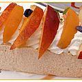 Pavlova de fruits