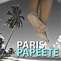 Paris-papeete - christine machureau
