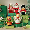 Last minute dolls - christmas special - jean greenhowe