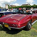 <b>Chevrolet</b> <b>Corvette</b> Sting Ray roadster-1967