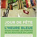 <b>L</b>'<b>Heure</b> <b>Bleue</b>