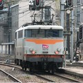 BB 9272 à Paris Austerlitz