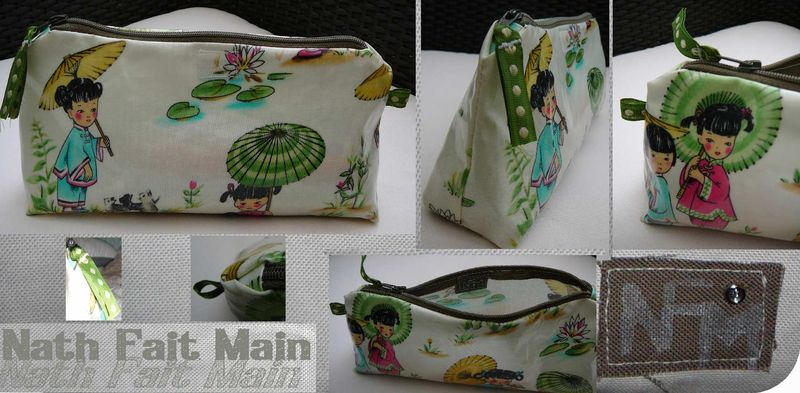Pochette China Doll