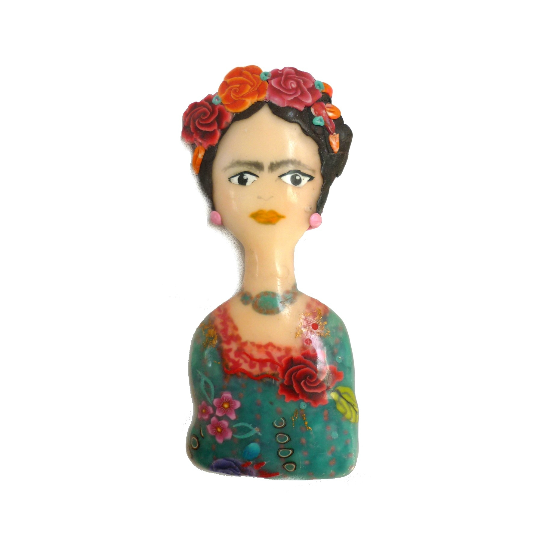 Frida Khalo_rose Rouge_1