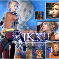 Rikku - <b>Final</b> <b>Fantasy</b> <b>X</b> -