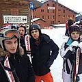 Séjour des élèves du lycée René Cassin à Châtel