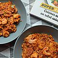 Jambalaya - recette au cookeo