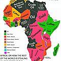 L'afrique des compagnies