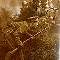 1914 - des soldats allemands et britanniques fraternisent