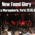 New Found Glory @ La Maroquinerie, Paris 28.05.09
