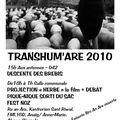 <b>Transhum</b>' Are - Edition 2010
