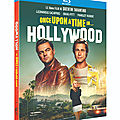 Concours Once Upon A Time …In Hollywood : 2 <b>BLU</b> <b>RAY</b> du nouveau chef d'oeuvre de Tarantino à gagner!!