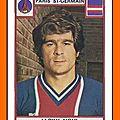 Jacky NOVI PSG 1976