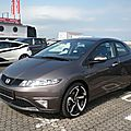 HONDA Civic 1.8 Delta 4plus 2011 Lahr (1)