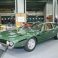 LAMBORGHINI Espada S2 400 GTE coupé 2+2 1971 Besançon (1)