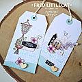 Deux tags par Fred Littlecat