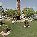 Rond-point à Mollet del <b>Vallès</b> (Espagne)