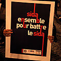 Manifestation Sida : Battre la Campagne