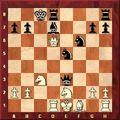 Exercice 141 : les noirs jouent et gagnent