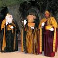 La visite des rois mages