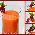 Summer smoothie