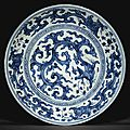 a_rare_large_ming_blue_and_white_dragon_dish_late_15th_early_16th_cent_d5430777g