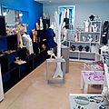 1-Visite de la boutique
