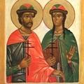 Saint Boris et Gleb