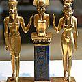 Dieux & démons et magie noire de l'<b>Égypte</b> ancienne