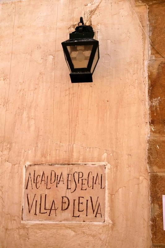 Vila de Leyva - details 1