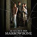 LE <b>SECRET</b> DES <b>MARROWBONE</b> - par Sergio G.Sanchez