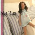 Dolly Blue Rose