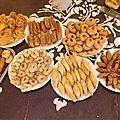 Gâteaux Orientaux pour <b>fêter</b> Pourim.
