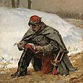 Berne_Bellecour, Le soldat blessé