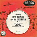 Tony Crombie And His Orchestra - 1955 - No