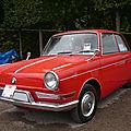 <b>BMW</b> 700L berline 1960