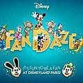 <b>Disney</b> FanDaze Inaugural Party : Nouvelles infos !