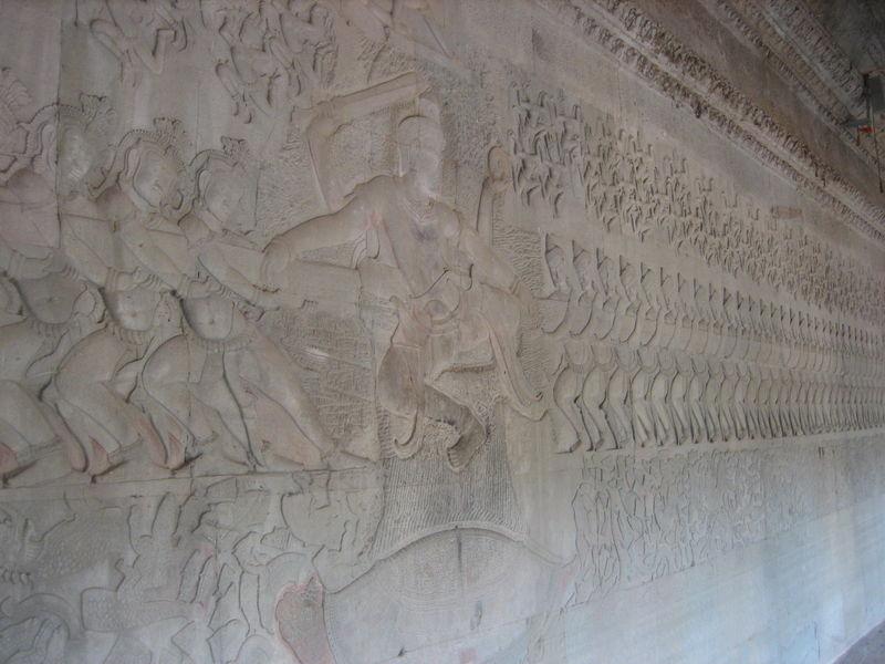 Angkor Wat (Le Barattage de la Mer de Lait, gEsS)