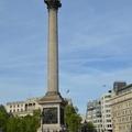 Royaume uni - Londres - Trafalgar square